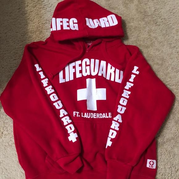 ddf28db46fe8 Lifeguard Sweatshirt. M 5b6274f35bbb8049d15fd02f